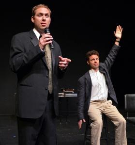 Dennis Kelly and Patrick Tangredi